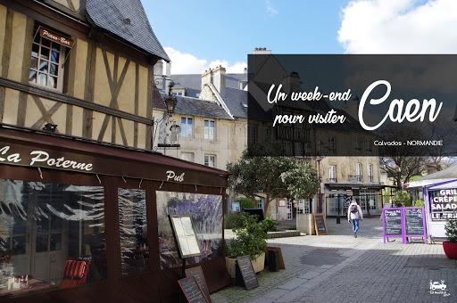 Investissement location courte durée Caen